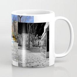 Park Grid Coffee Mug