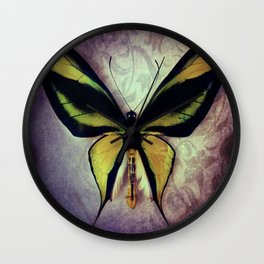 Persuit of Immortality Wall Clock