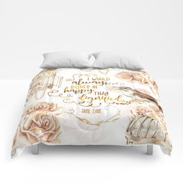 Jane Eyre - Dignified Comforters