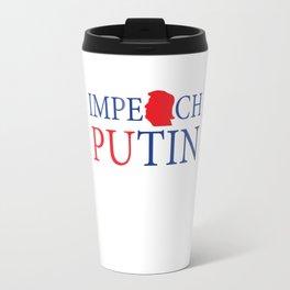 Impeach Putin Travel Mug