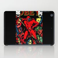 obey iPad Cases featuring OBEY! by sasha alexandre keen