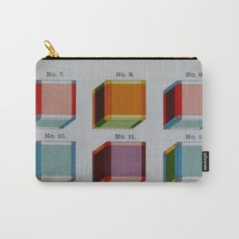 Vintage Dimensions Carry-All Pouch