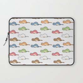 Tired Cats Laptop Sleeve