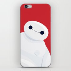 BH6 - Baymax - Big Hero 6 iPhone & iPod Skin