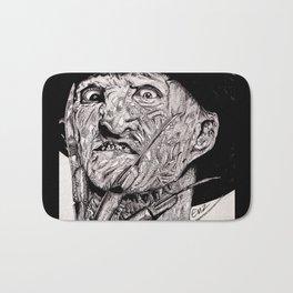 Freddy Krueger Bath Mat