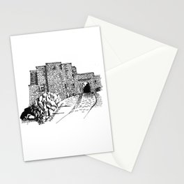 shadow at the top of the hill Stationery Cards