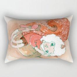 Princess Acorn Rectangular Pillow