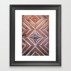 Bavaria Framed Art Print