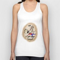 war Tank Tops featuring War  by David Michael Schmidt