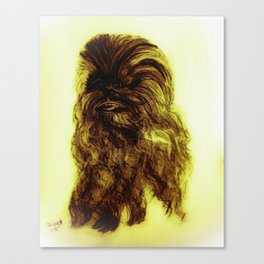 Son Of The Yeti Canvas Print