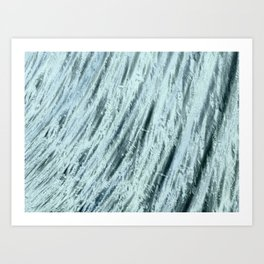Frost 2 Art Print