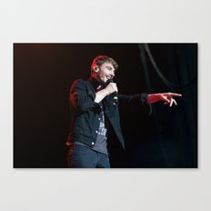 New Politics Canvas Print