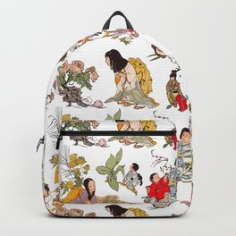 China Cabinet Toss Backpack