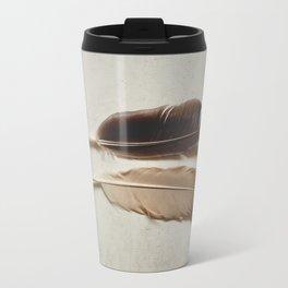Feathered Pair Travel Mug