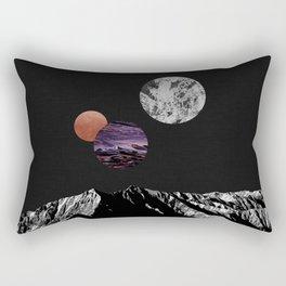 Space I Rectangular Pillow