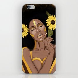 Melanin iPhone Skin