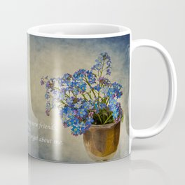 Forget-me-not flowers Coffee Mug