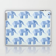 E is for Elephant  Laptop & iPad Skin