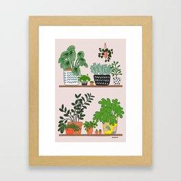 067 Framed Art Print