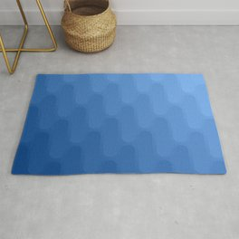 Wonderful gradient shades 3 Rug