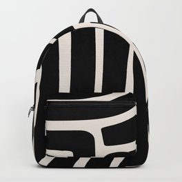 Abstract Stripes VII Backpack