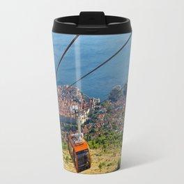 Aerial View of Dubrovnik, Croatia Travel Mug