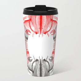 Lobster 2 Metal Travel Mug