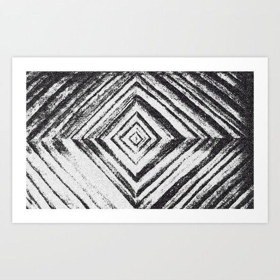 T.P.V Art Print