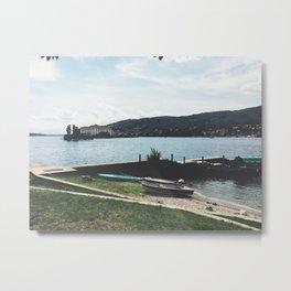 Beautiful Island x Italy  Metal Print