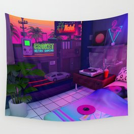 Room 84 Wall Tapestry