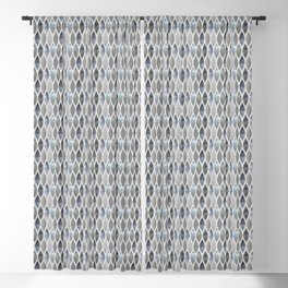 Metallic Armour Blackout Curtain