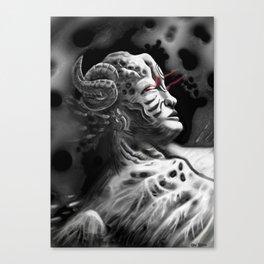Regenerating Tyrant Canvas Print