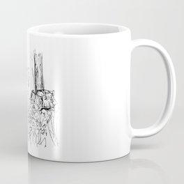 Fireside Flowers Coffee Mug