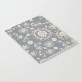 Metallic Sky Notebook