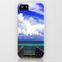 Bahia Honda Beach in the Florida Keys iPhone Case