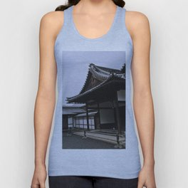 Temple at Kinkakuji in Kyoto, Japan Unisex Tank Top