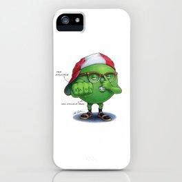 Pea Knuckle iPhone Case