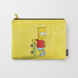 Cool Guy (Bart Simpson) Carry-All Pouch