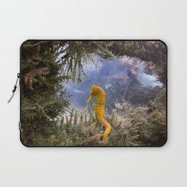 Seahorse Window Laptop Sleeve