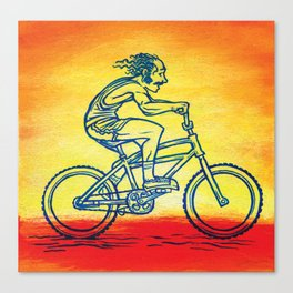 Bicycle 4 Canvas Print