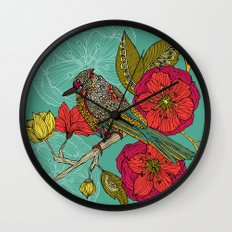 Contented Constance Wall Clock