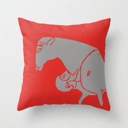 WORLD HERITAGE 5 Throw Pillow