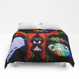 W4ṪER ΔGE Comforters