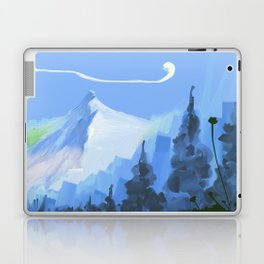 montain Laptop & iPad Skin