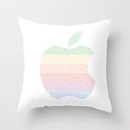 Big Apple Throw Pillow