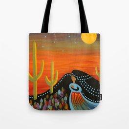 Desert Mother Tote Bag