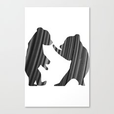 Cubs (The Living Things Series) Canvas Print