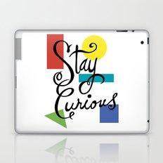 Stay Curious Laptop & iPad Skin