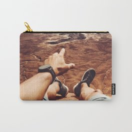 on top of canyonalnds Carry-All Pouch