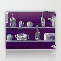 Silver Shelves Laptop & iPad Skin